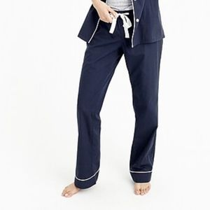 J. Crew Navy Vintage pajama bottoms